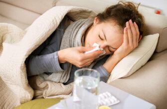 Симптомы гриппа у взрослых. Знай врага в лицо